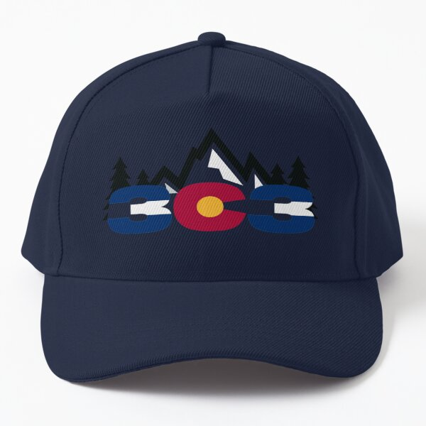 Colorado 303 Baseball Cap