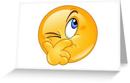 thinking emoji greeting cards by ja gonzalez redbubble