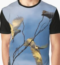 Cockies in a tree Graphic T-Shirt