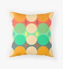 Sorbetlicious Throw Pillow