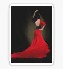 Flamenco! Sticker