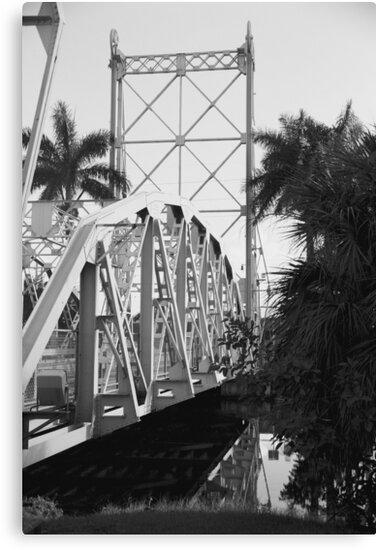 Historic Bridge by Bill Wetmore