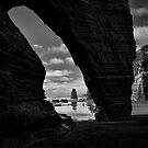Through the Keyhole by Linda Cutche