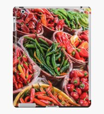 Peppers  iPad Case/Skin