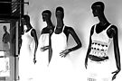 Mannequins by Bill Wetmore