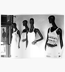 Mannequins Poster