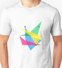 Abstract Slanted Rectangle T-Shirt