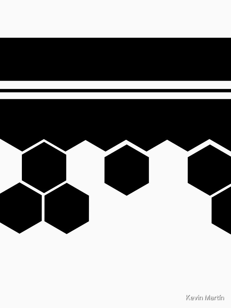 Hexagon desing by KWarDC