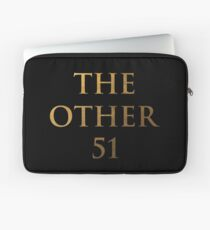 Hamilton - The other 51 (Inverted) Laptop Sleeve