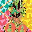 The Drunk Pineapple  by PiCCa