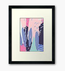 Color Fest 2 Framed Print