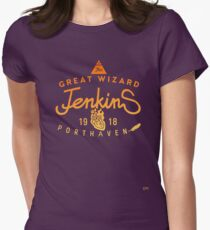 THE GREAT WIZARD JENKINS - burningheart T-Shirt