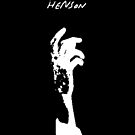 Keaton Henson alright hand pixels by Leatherface