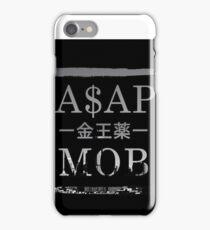 Asap Mob  iPhone Case/Skin