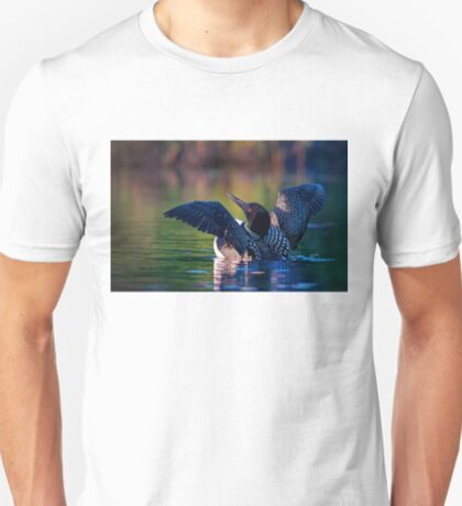 Rise 'n shine - Common loon T-Shirt