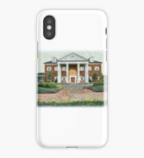 Colonial Revival Style iPhone Case/Skin