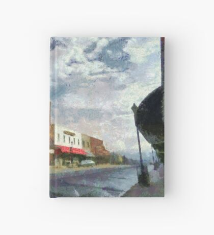 Parting Clouds Over Franklin, NC Hardcover Journal