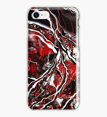 Too Many Thoughts iPhone Case/Skin