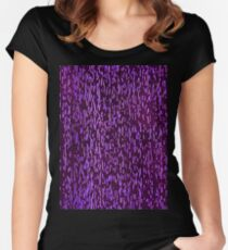 TIMES SQUARE (Urban Camouflage) Women's Fitted Scoop T-Shirt