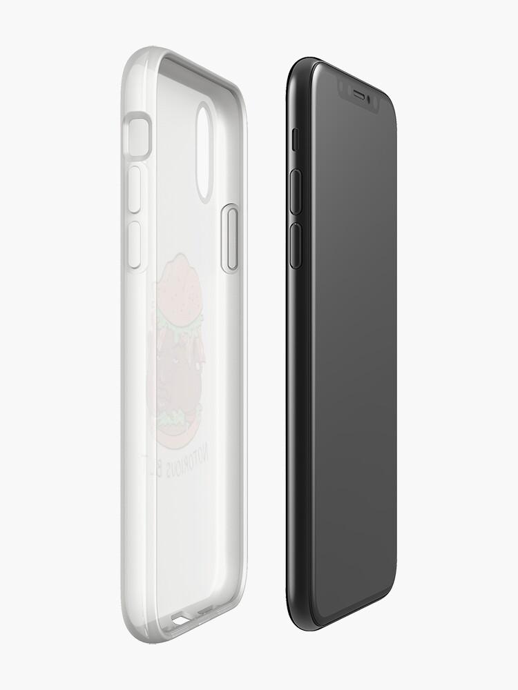 Alternative Ansicht von Berüchtigte BLT (PUN PANTRY) iPhone-Hülle & Cover