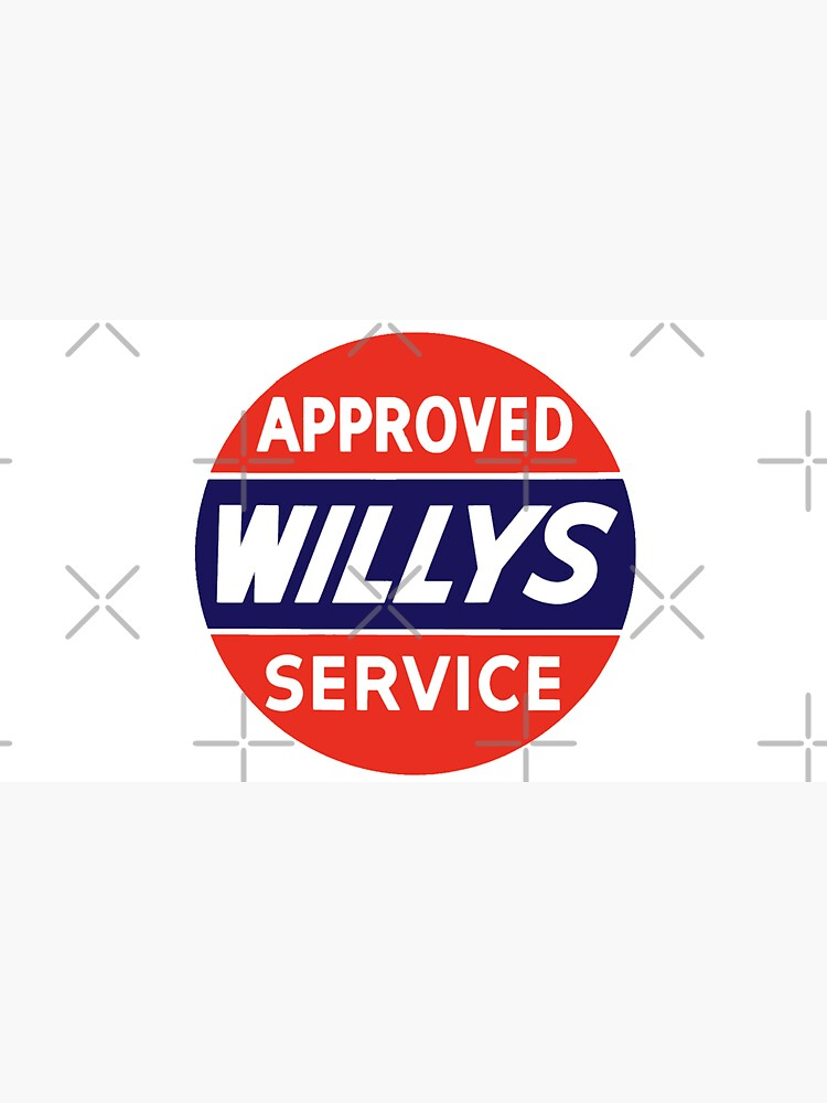 Approved Willys Service by racecar32