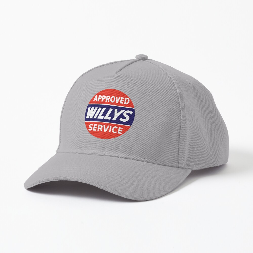 Approved Willys Service Cap