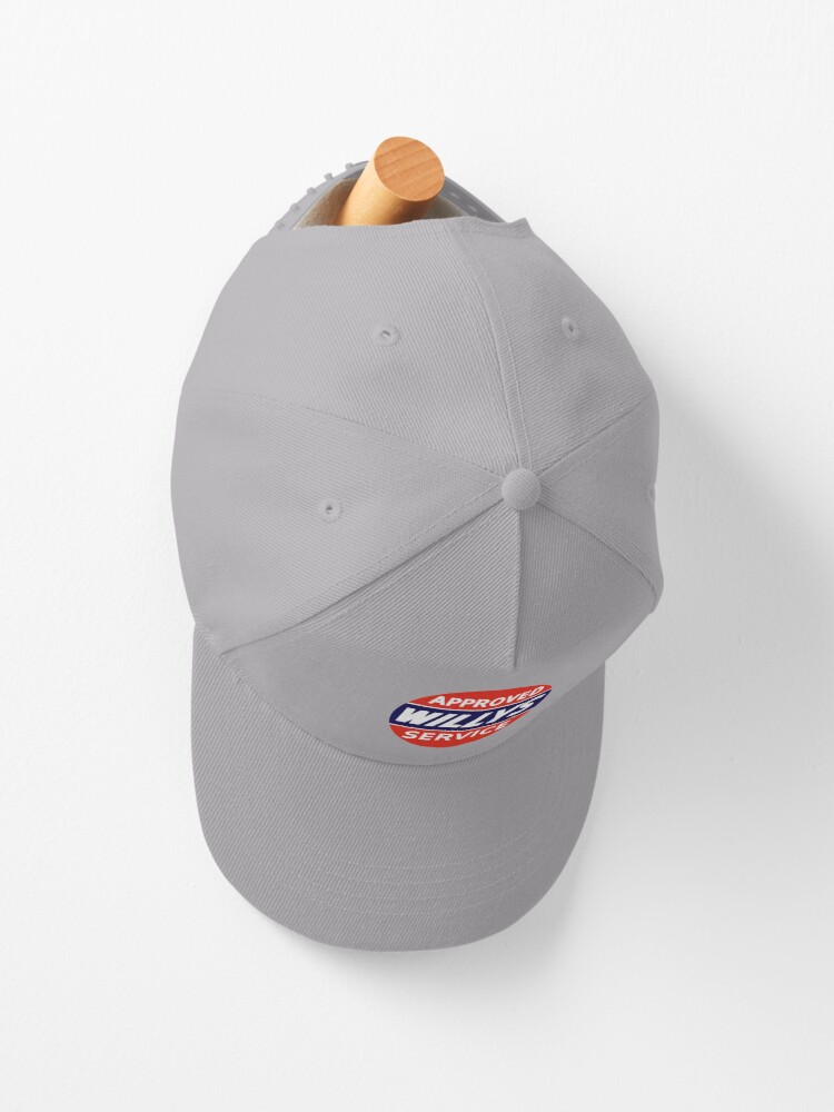 Alternate view of Approved Willys Service Cap