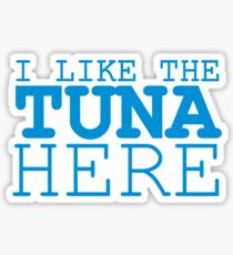 Tuna Sticker