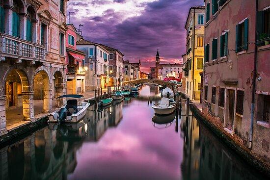 «Venecia, Italia» de limitlezz