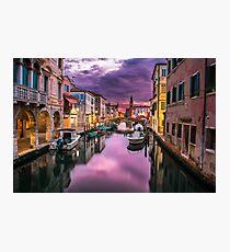 Venice, Italy Photographic Print
