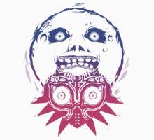Majora's mask - Colour Gradient  | Unisex T-Shirt