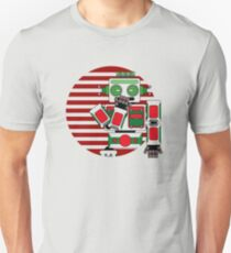 Robot Is Tired T-Shirt