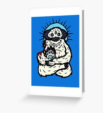 Spirit Wampa Greeting Card