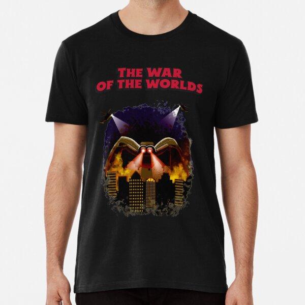 The War of the Worlds  Premium T-Shirt
