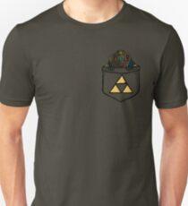 Pocket Ganon Slim Fit T-Shirt