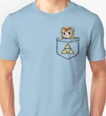 Legend Of Zelda - Pocket Zelda T-Shirt