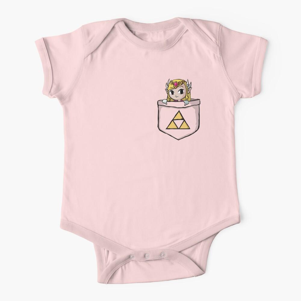 Leyenda De Zelda - Pocket Zelda Body para bebé