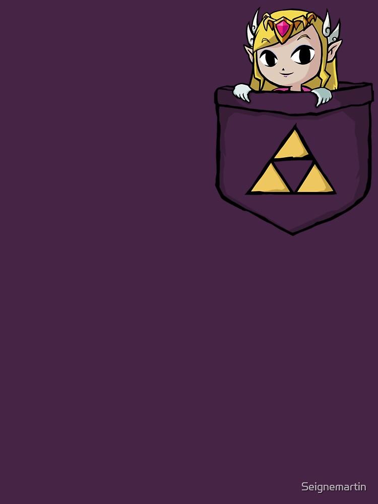 Legend Of Zelda - Pocket Zelda | Women's T-Shirt