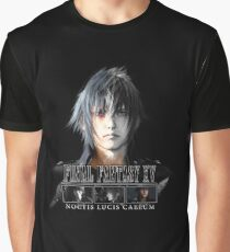 FINAL FANTASY XV - NOCTIS Graphic T-Shirt