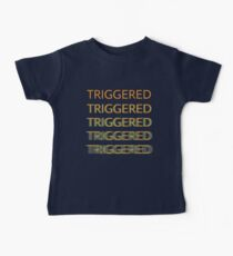 TRIGGERED Kids Clothes