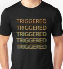 AUSGELÖST Slim Fit T-Shirt