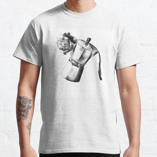 Coffee Lover Classic T-Shirt