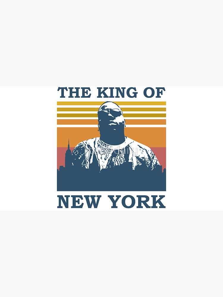 The King of New York by tee4daily