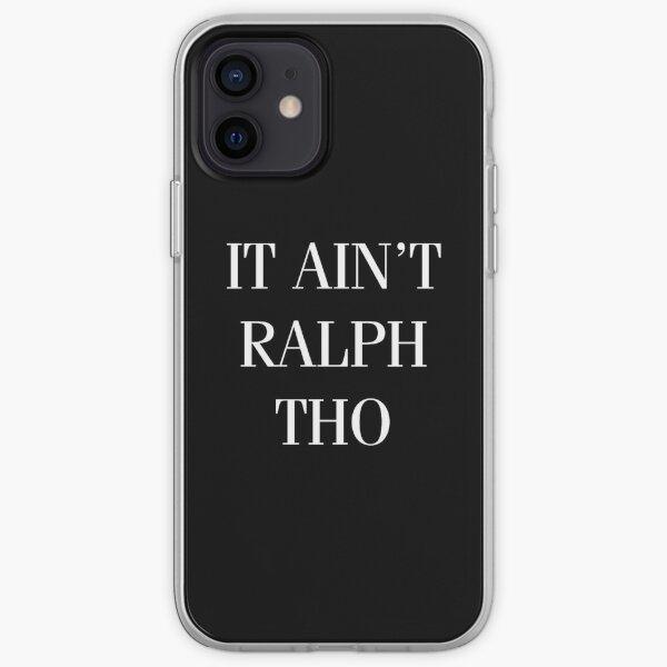 Ce n'est pas Ralph Tho Coque souple iPhone