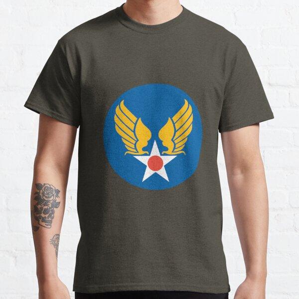 U.S Air Force Hap Arnold Wings Vietnam Denim Shirt