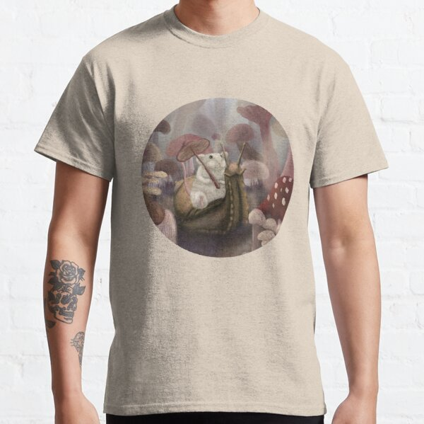 The Adventures of Mouse and Snail Classic T-Shirt