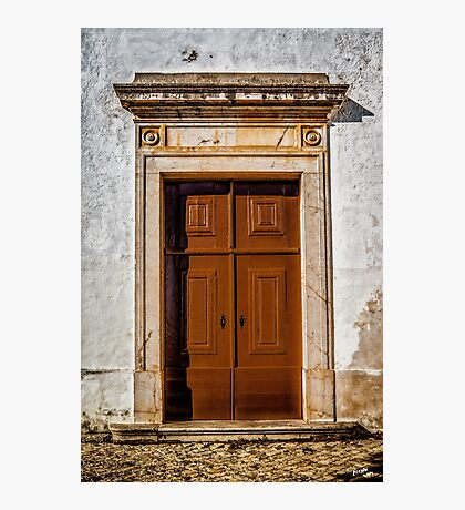 Tavira's Past Photographic Print