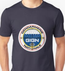 National Gendarmerie Intervention Group - GIGN (France) T-Shirt