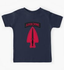 United States Army Special Operations Command Kids Tee