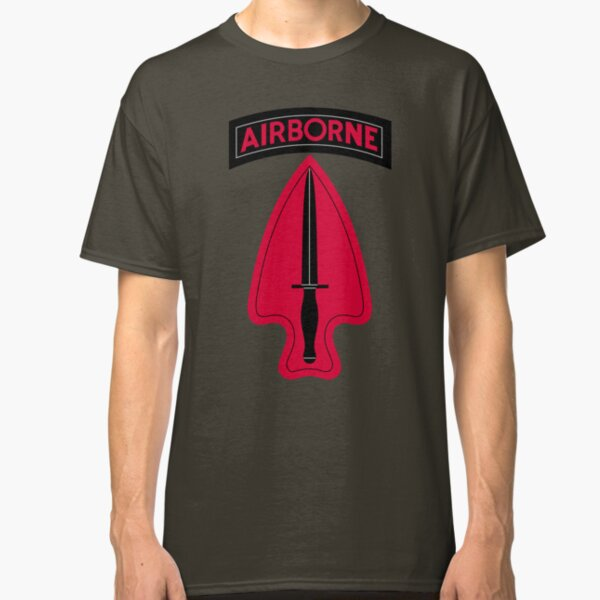 UNITED STATES SPECIAL FORCES AIRBORNE T-SHIRT